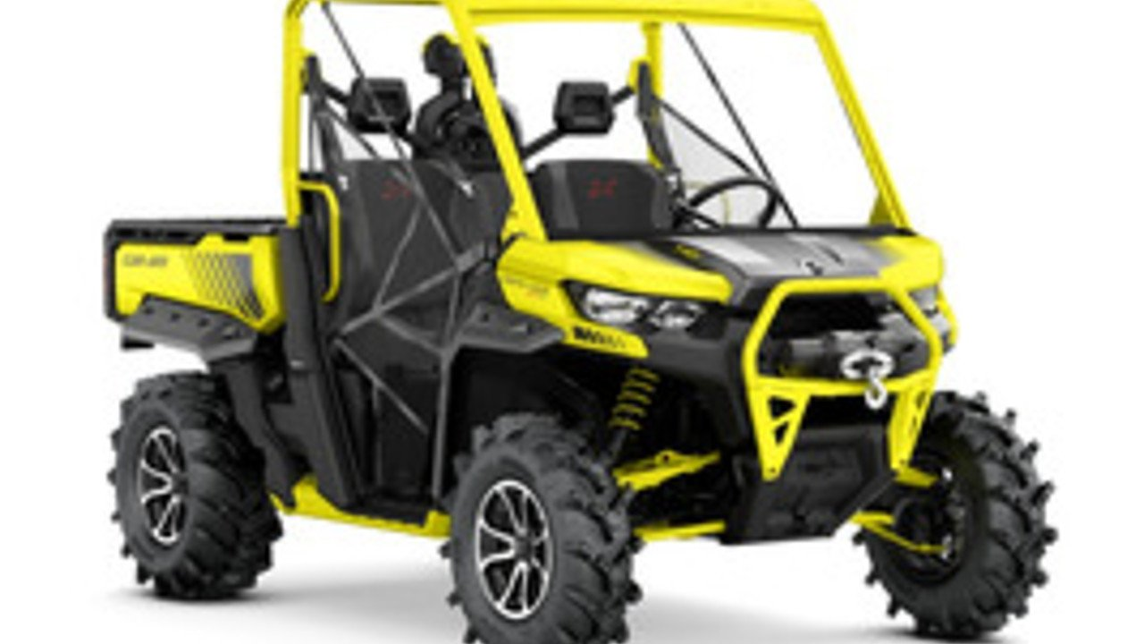 2018 Can-Am Defender for sale 200516242