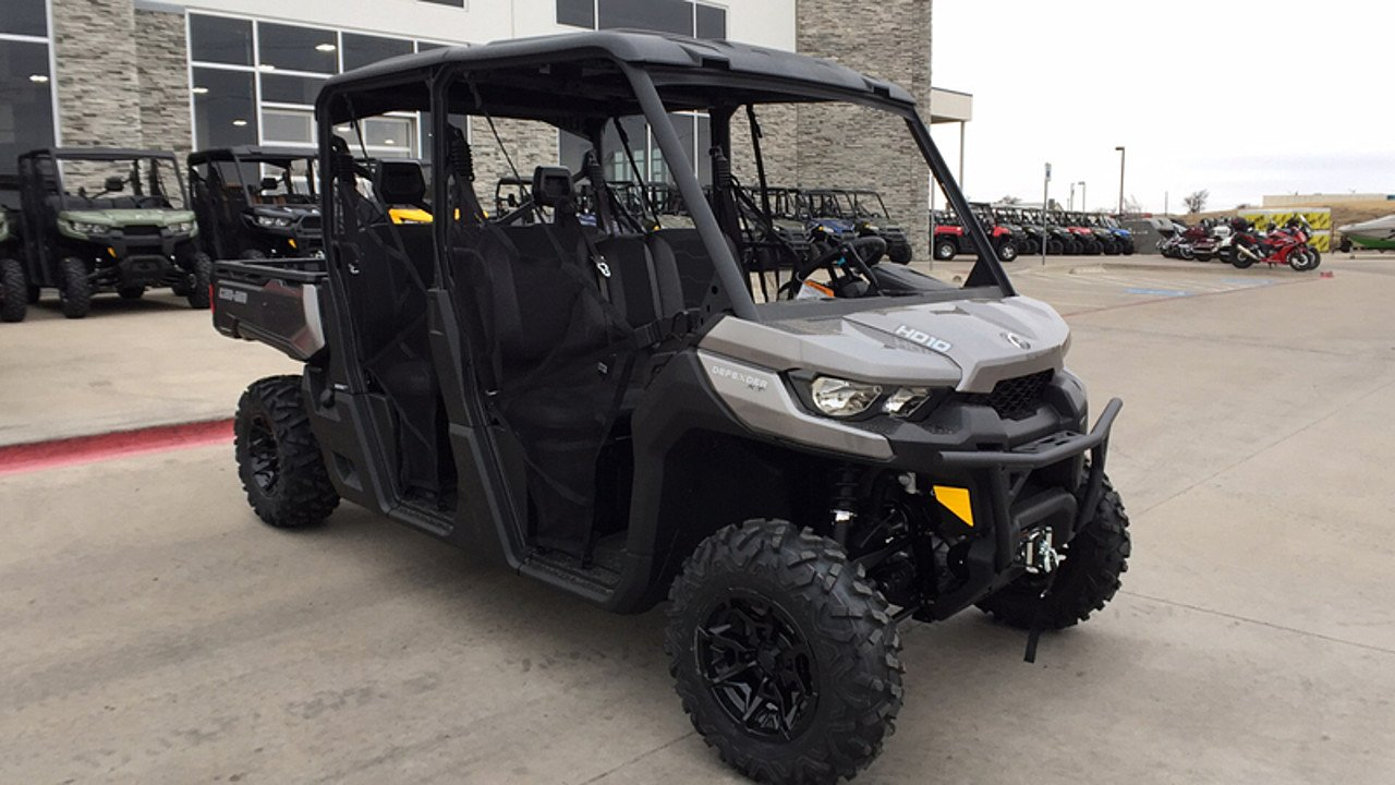 2018 Can-Am Defender for sale 200516317