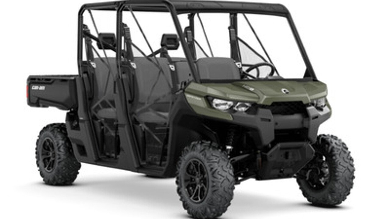 2018 Can-Am Defender for sale 200516895