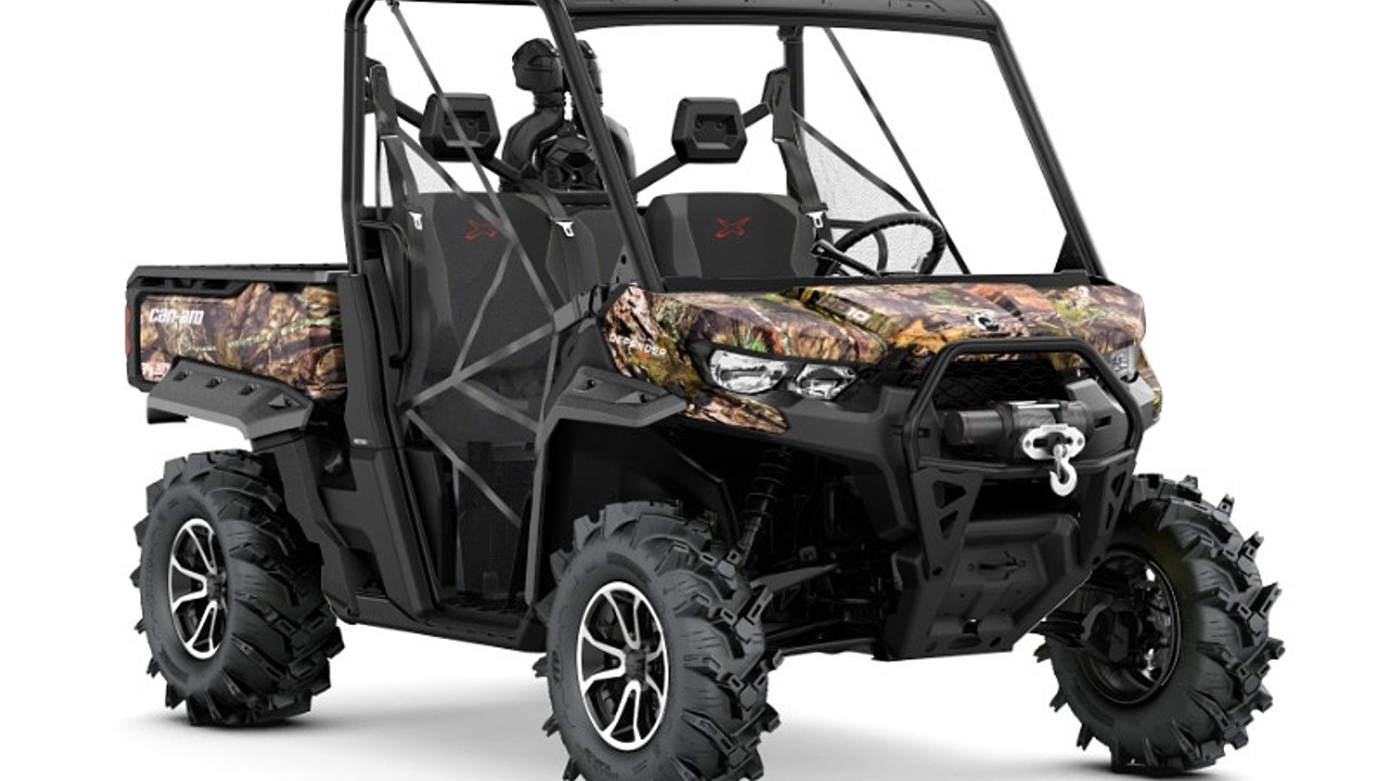 2018 Can-Am Defender for sale 200517053