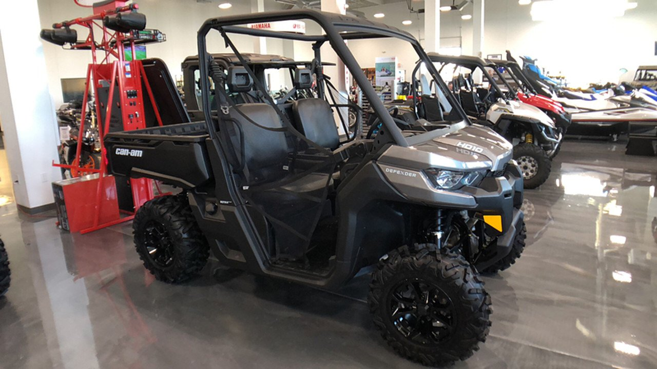 2018 Can-Am Defender for sale 200520105