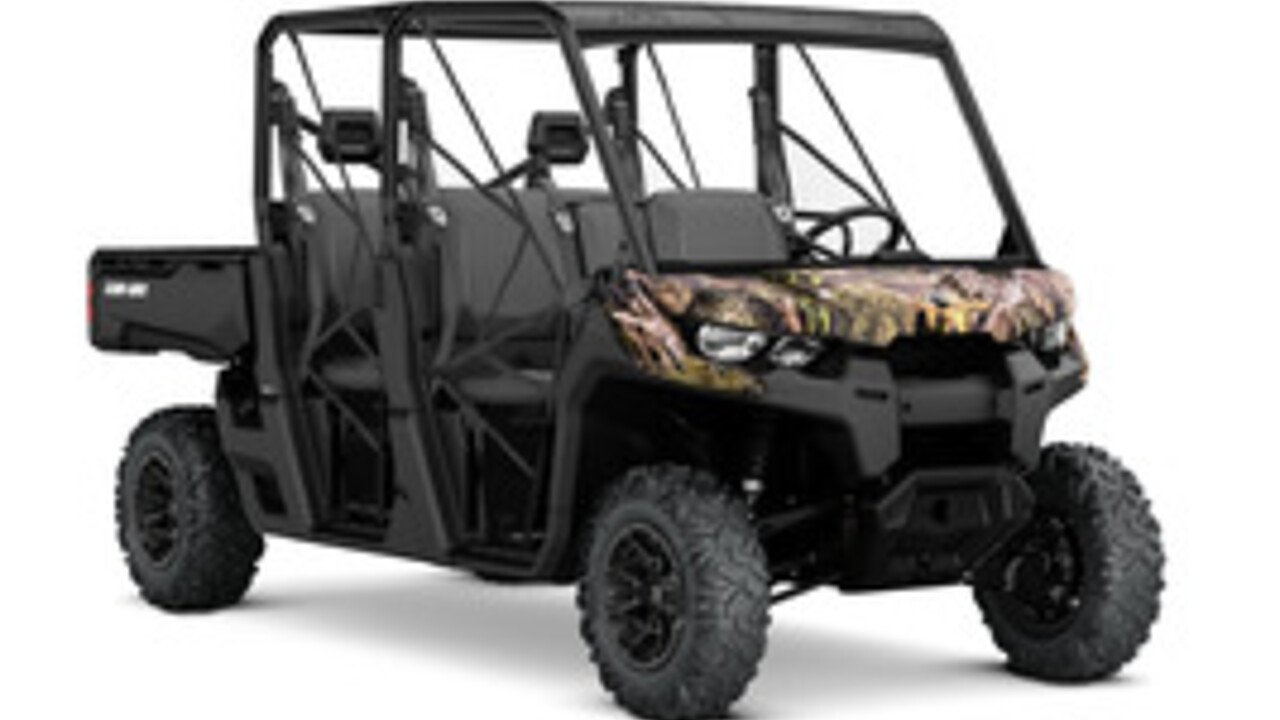 2018 Can-Am Defender for sale 200520334