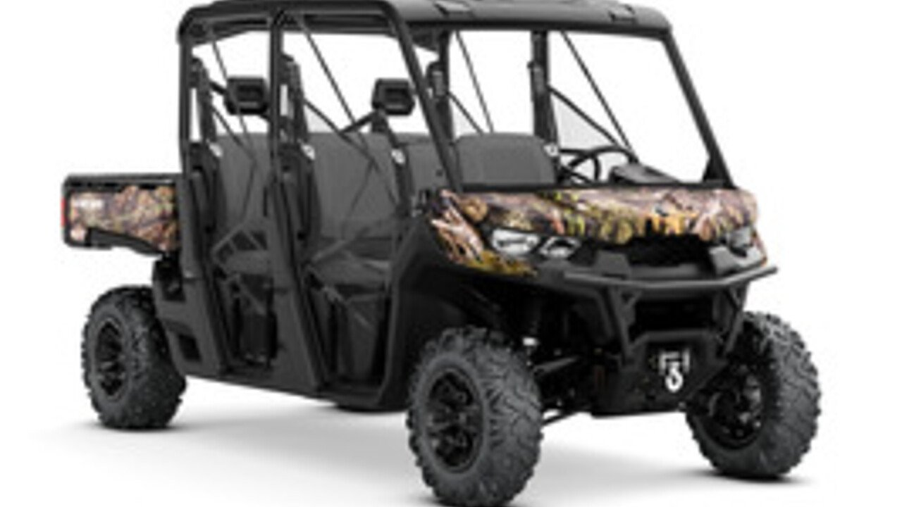 2018 Can-Am Defender for sale 200520344