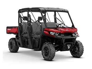 2018 Can-Am Defender for sale 200521282