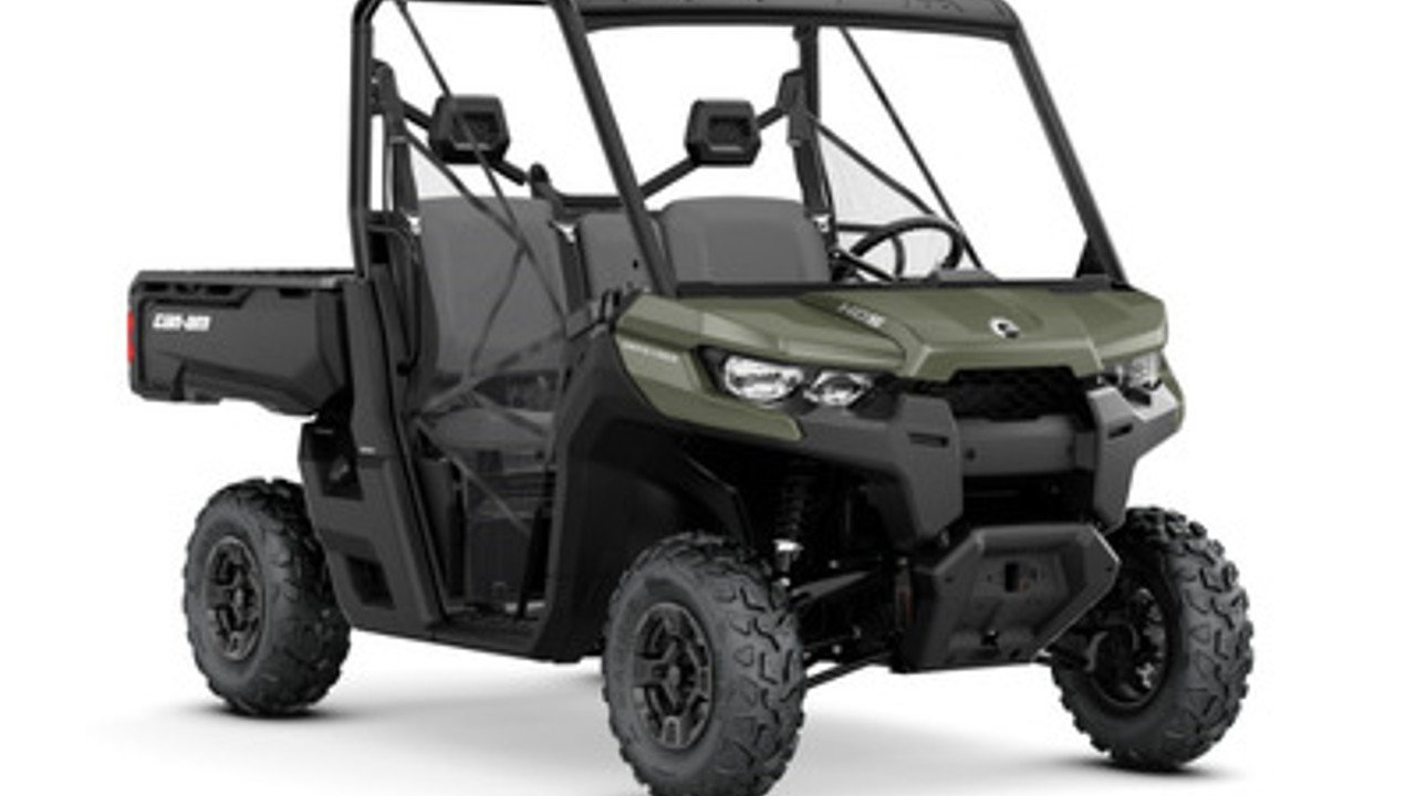 2018 Can-Am Defender for sale 200521386