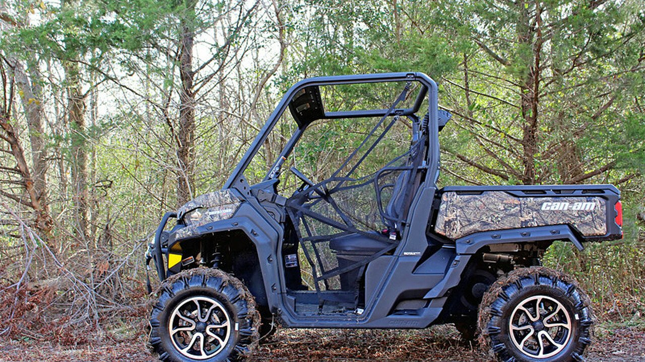 2018 Can-Am Defender for sale 200526265