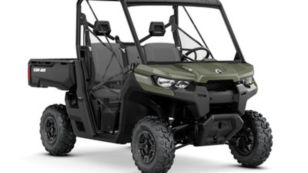 2018 Can-Am Defender for sale 200527956