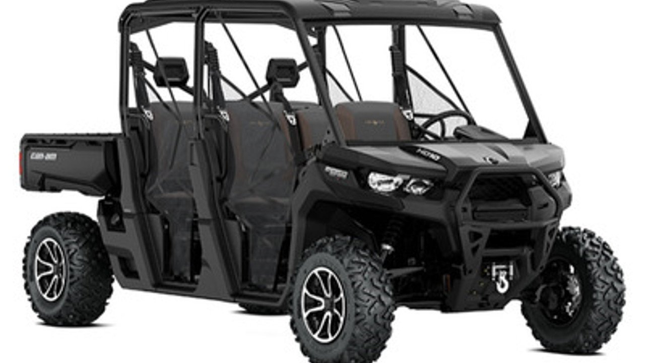 2018 Can-Am Defender Max Lone Star for sale 200529173