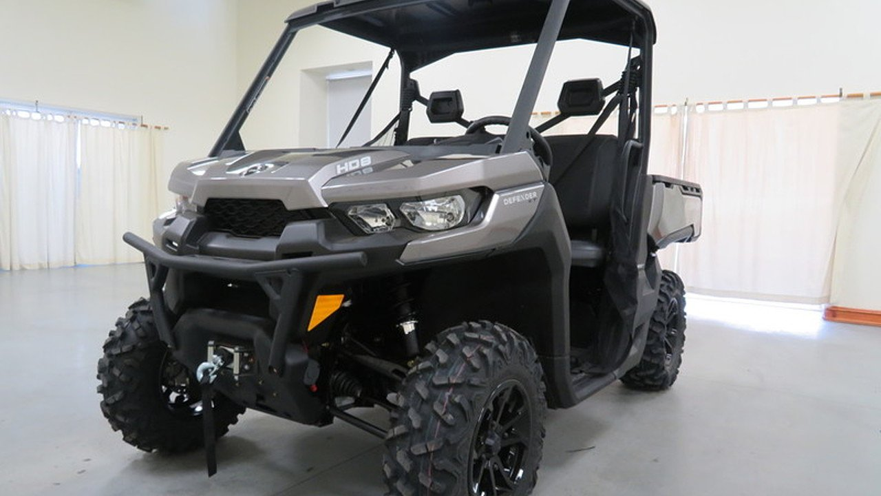 2018 Can-Am Defender for sale 200529212