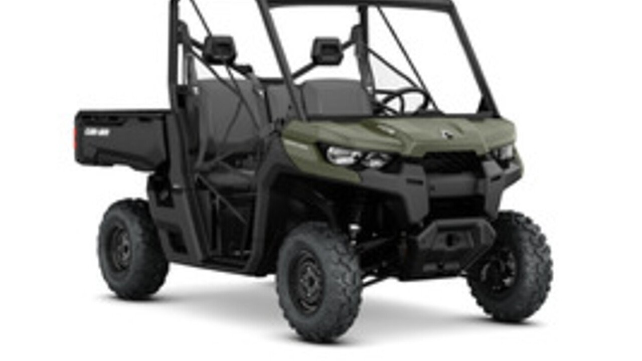 2018 Can-Am Defender for sale 200532051