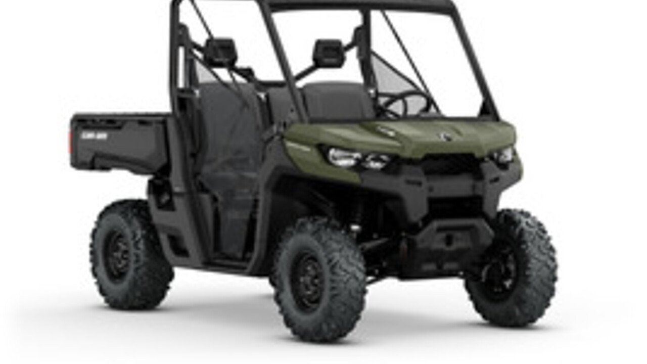 2018 Can-Am Defender for sale 200532053