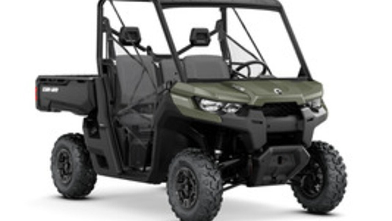 2018 Can-Am Defender for sale 200532057