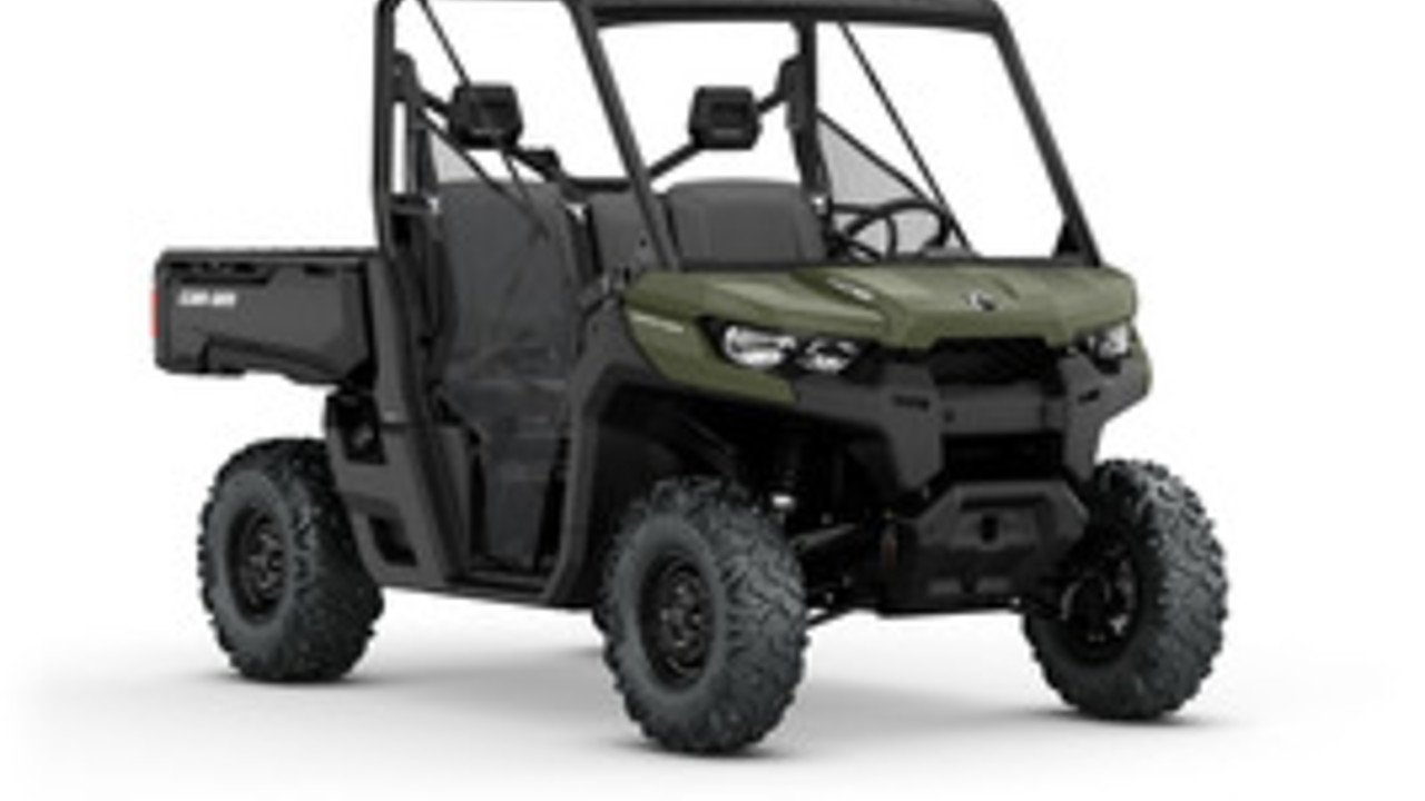 2018 Can-Am Defender for sale 200532060