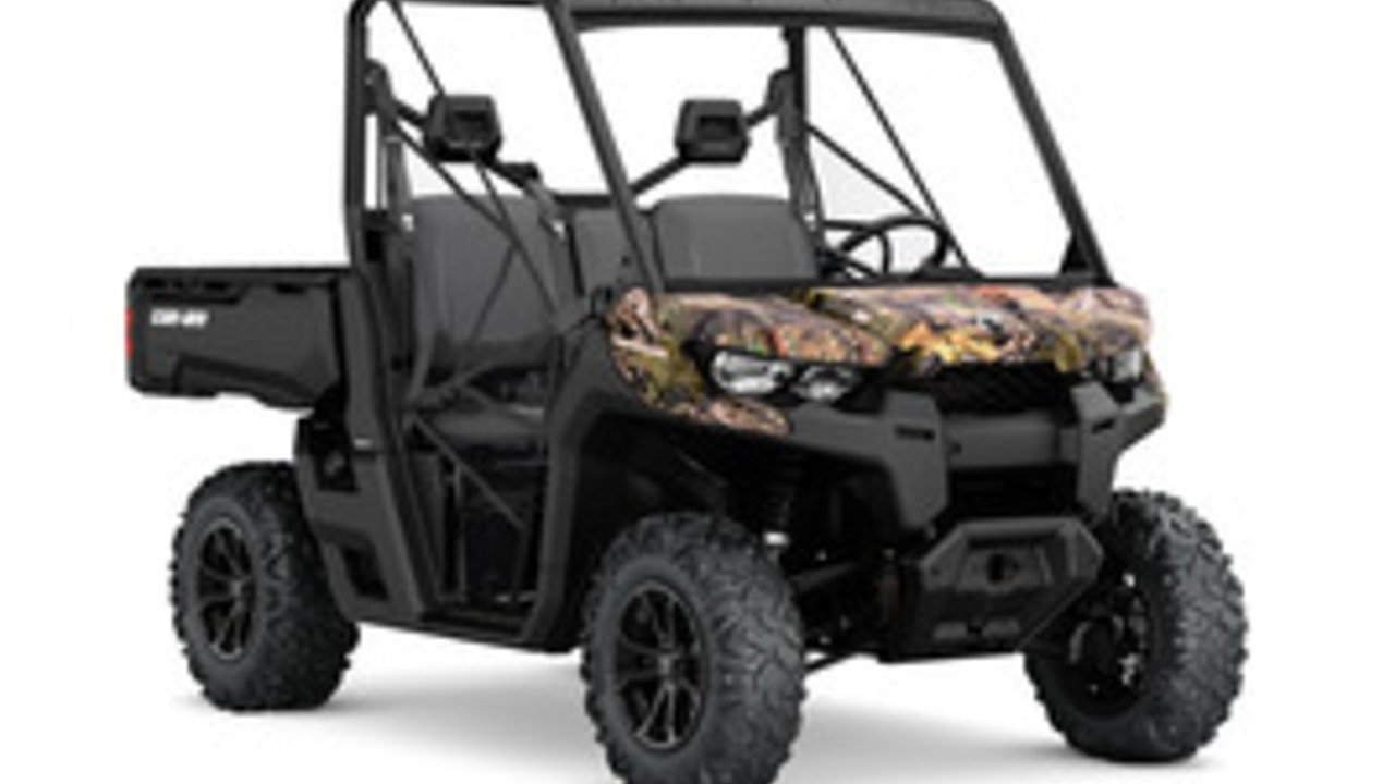 2018 Can-Am Defender for sale 200532061