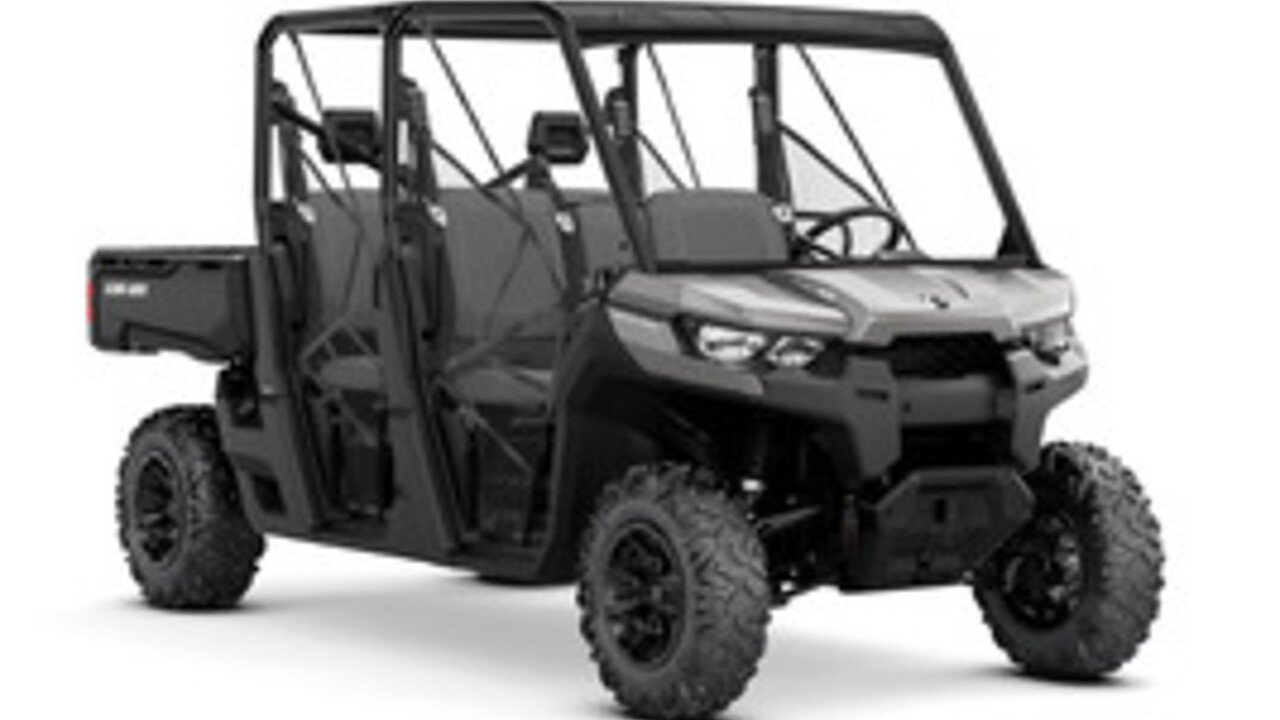 2018 Can-Am Defender for sale 200532065