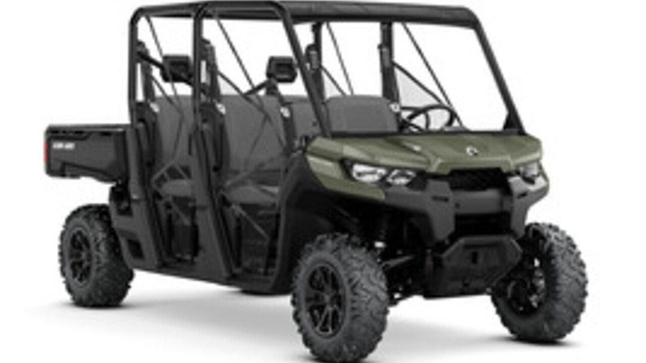 2018 Can-Am Defender for sale 200532070