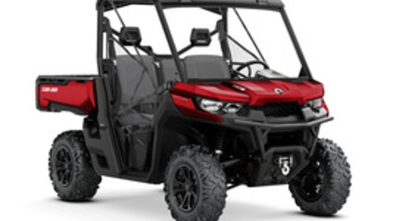 2018 Can-Am Defender for sale 200532654