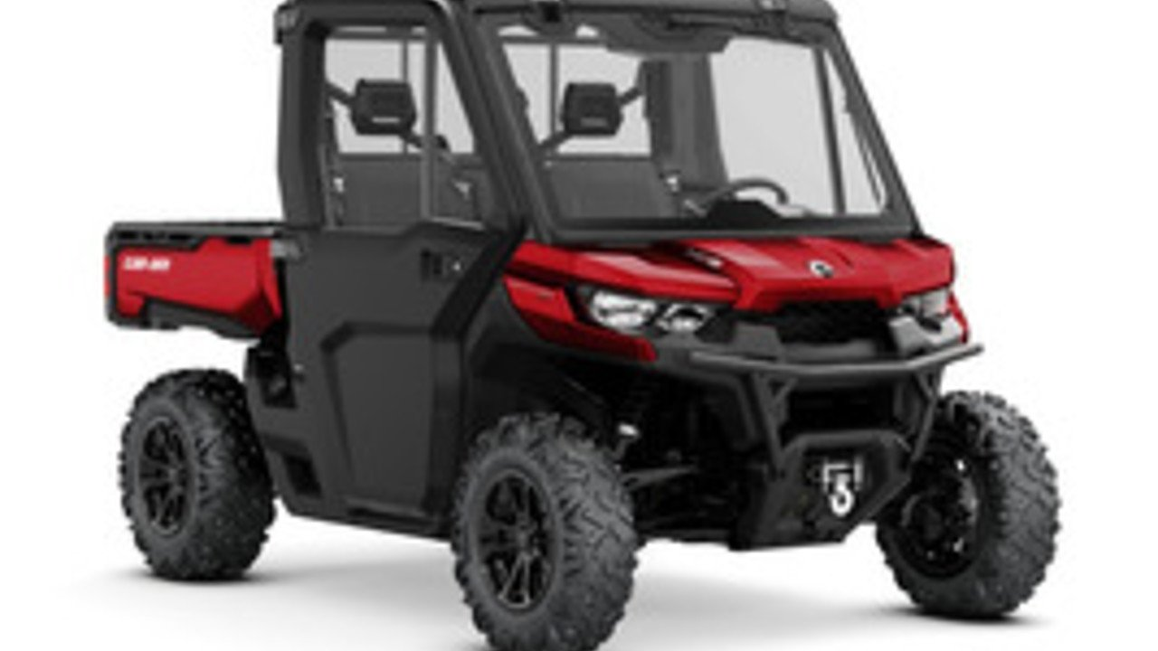 2018 Can-Am Defender for sale 200532660