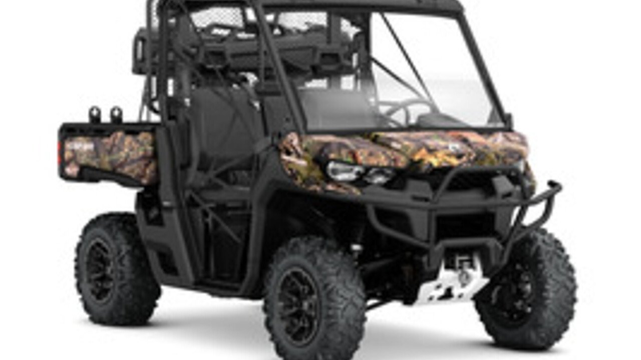 2018 Can-Am Defender for sale 200532661