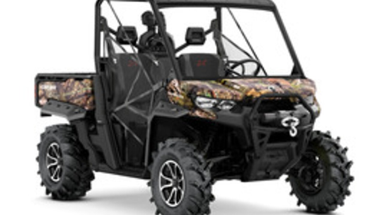 2018 Can-Am Defender for sale 200532663