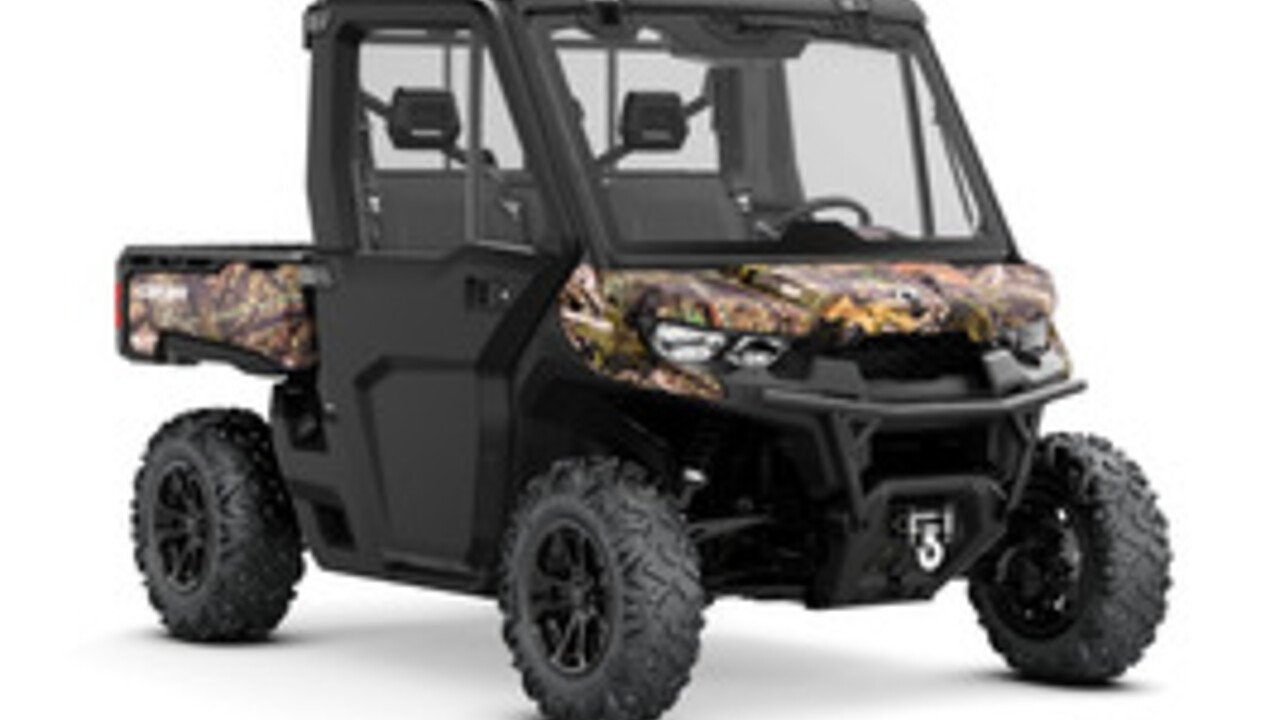 2018 Can-Am Defender for sale 200532669