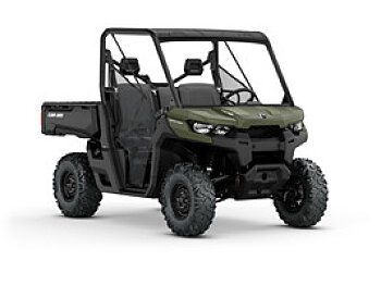 2018 Can-Am Defender for sale 200536864