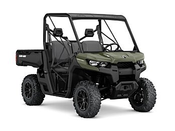 2018 Can-Am Defender for sale 200537536