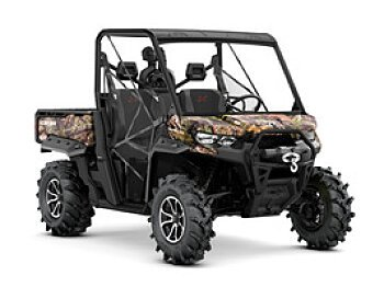 2018 Can-Am Defender X MR HD10 for sale 200539051