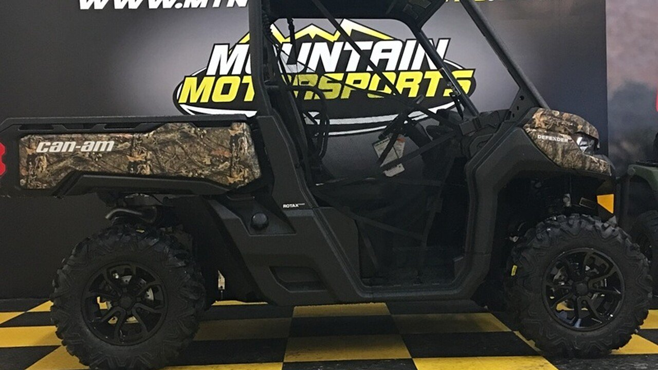 2018 Can-Am Defender XT HD8 for sale 200540691