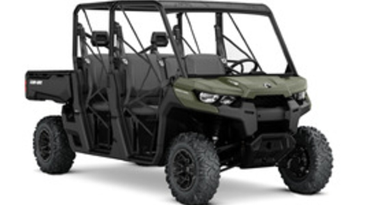 2018 Can-Am Defender for sale 200545777