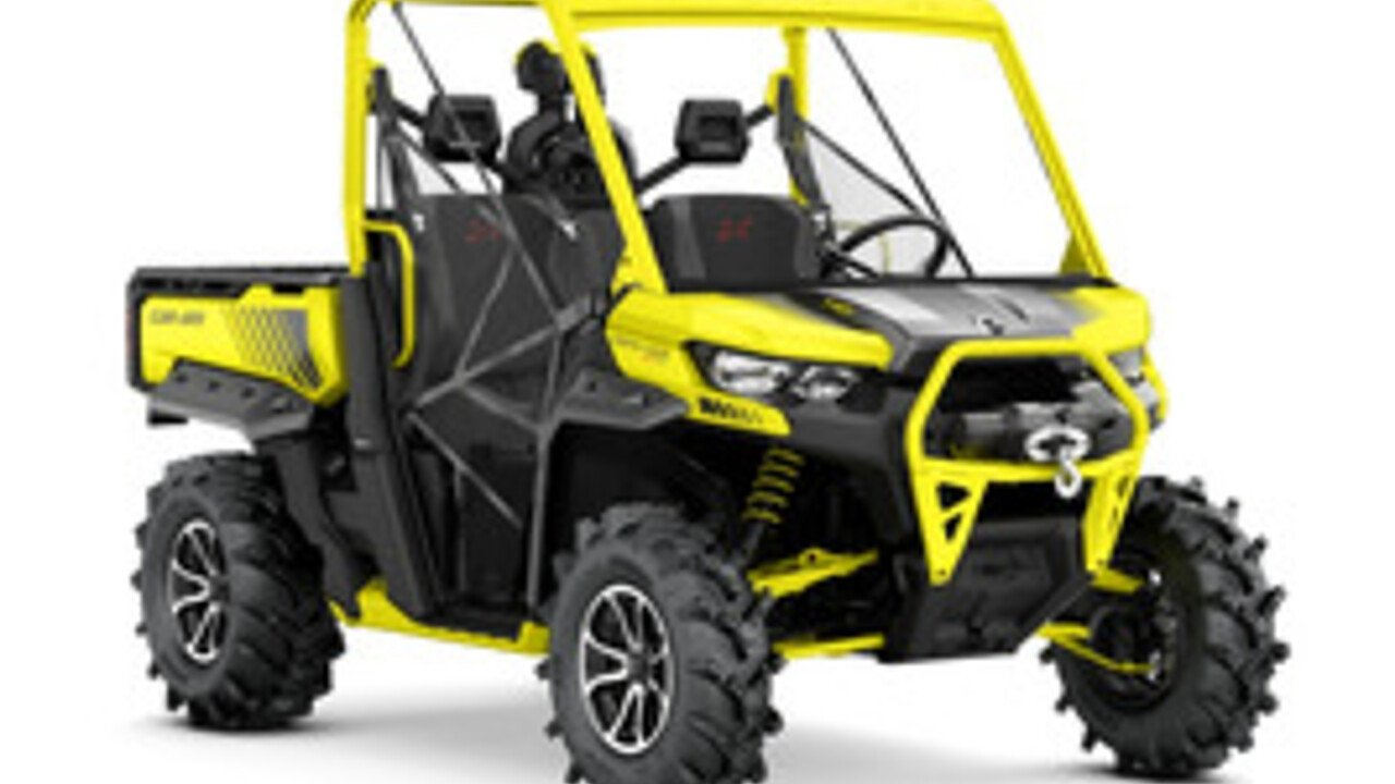 2018 Can-Am Defender X MR HD10 for sale 200546723