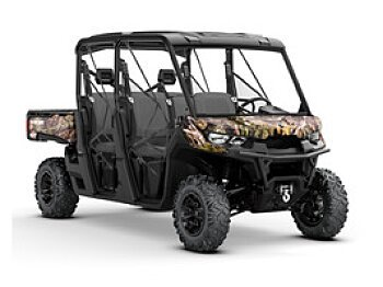 2018 Can-Am Defender for sale 200546735