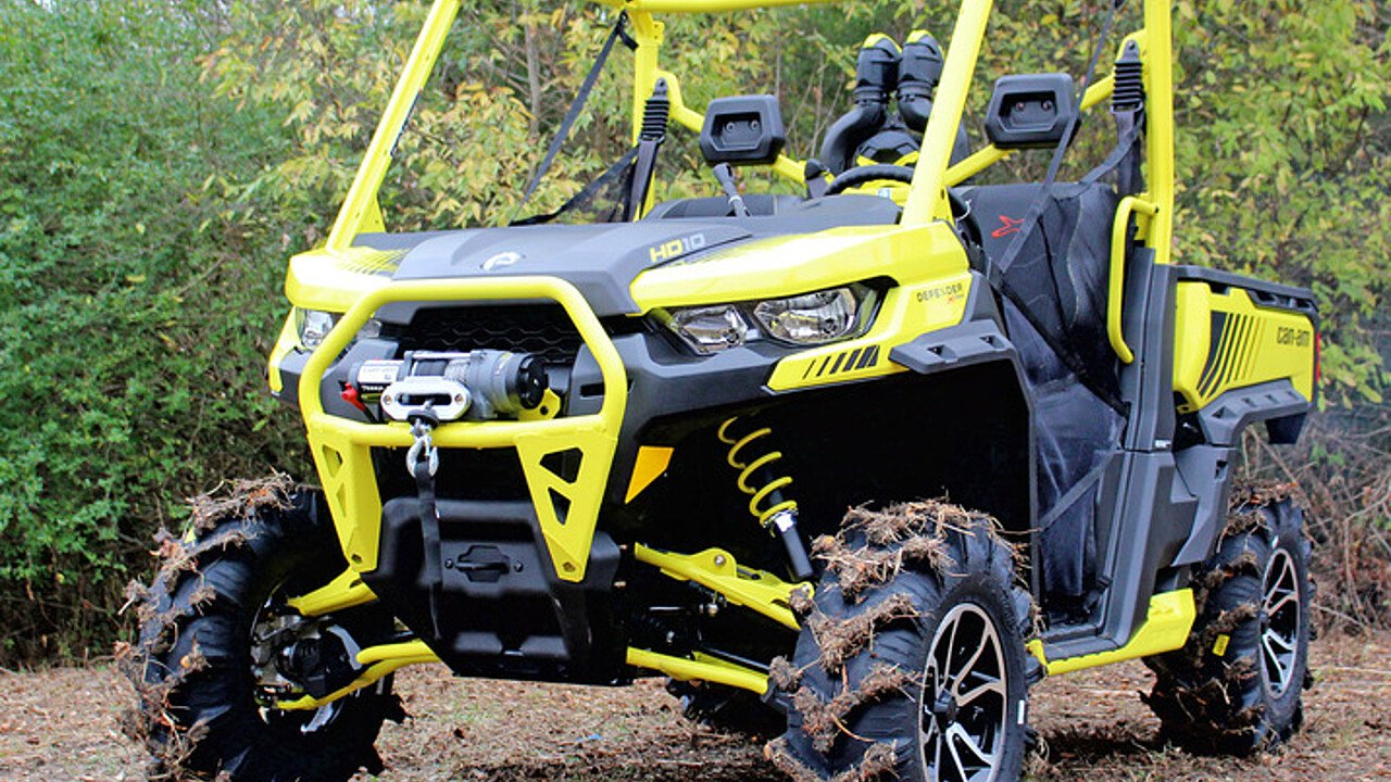 2018 Can-Am Defender X MR HD10 for sale 200546738