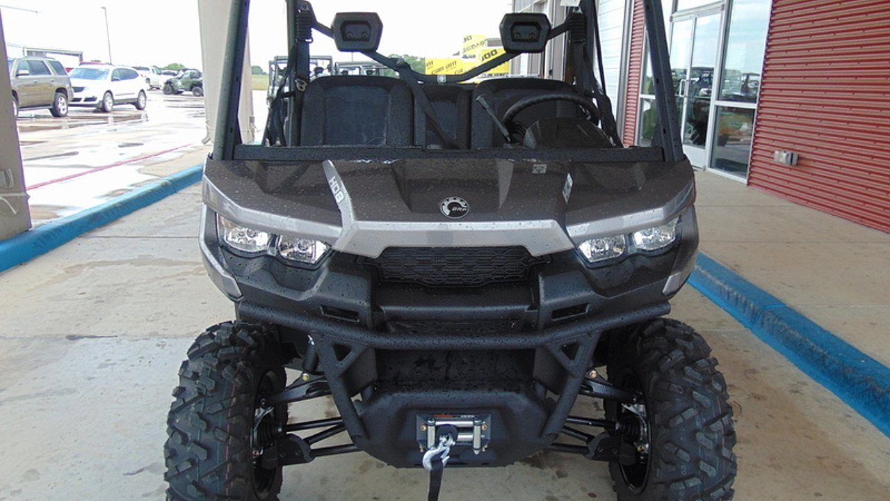 2018 Can-Am Defender XT HD8 for sale 200550736