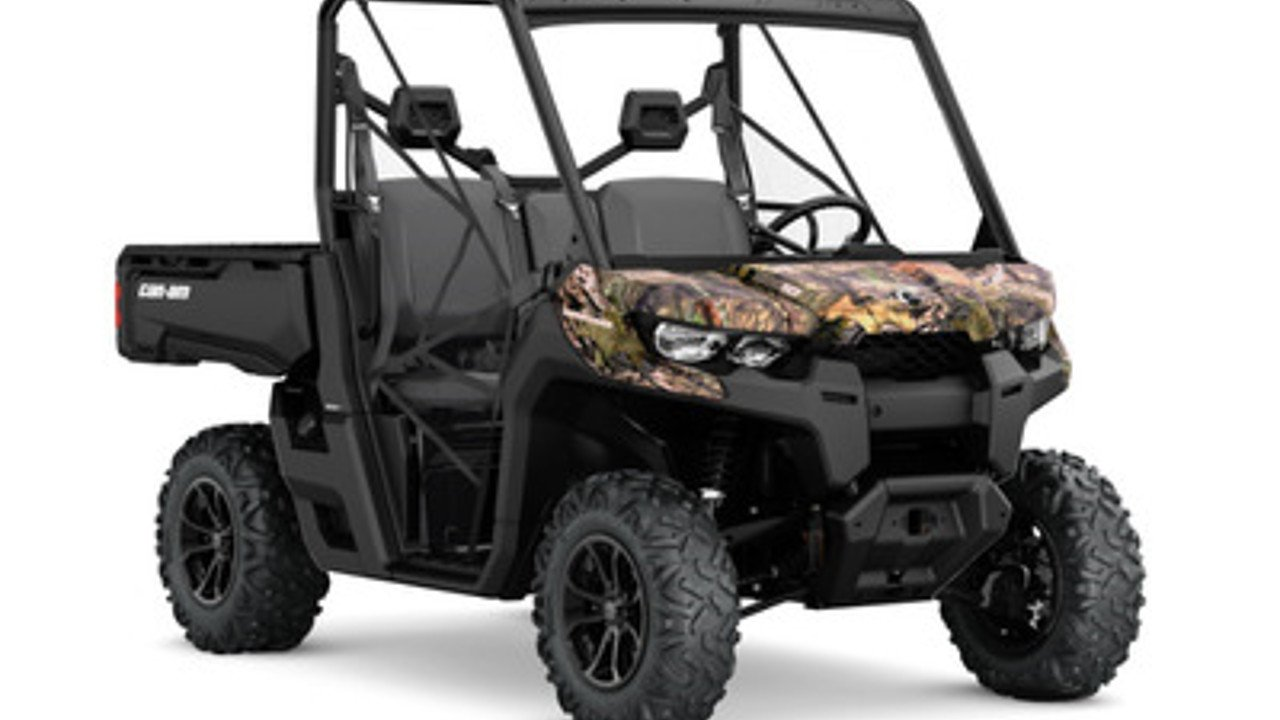 2018 Can-Am Defender for sale 200551077