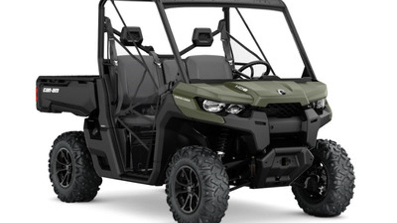 2018 Can-Am Defender for sale 200551341