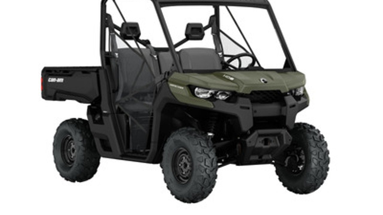 2018 Can-Am Defender for sale 200551342