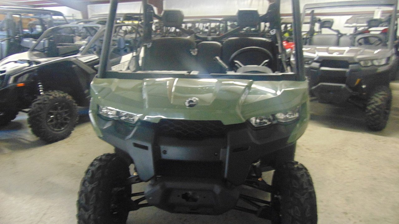 2018 Can-Am Defender for sale 200551842
