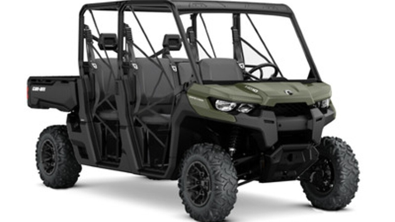 2018 Can-Am Defender HD10 for sale 200559469