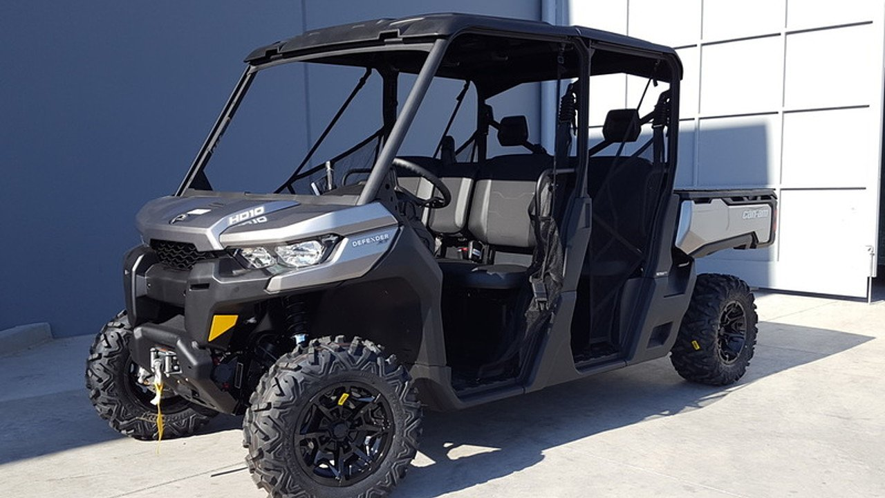 2018 Can-Am Defender for sale 200559585