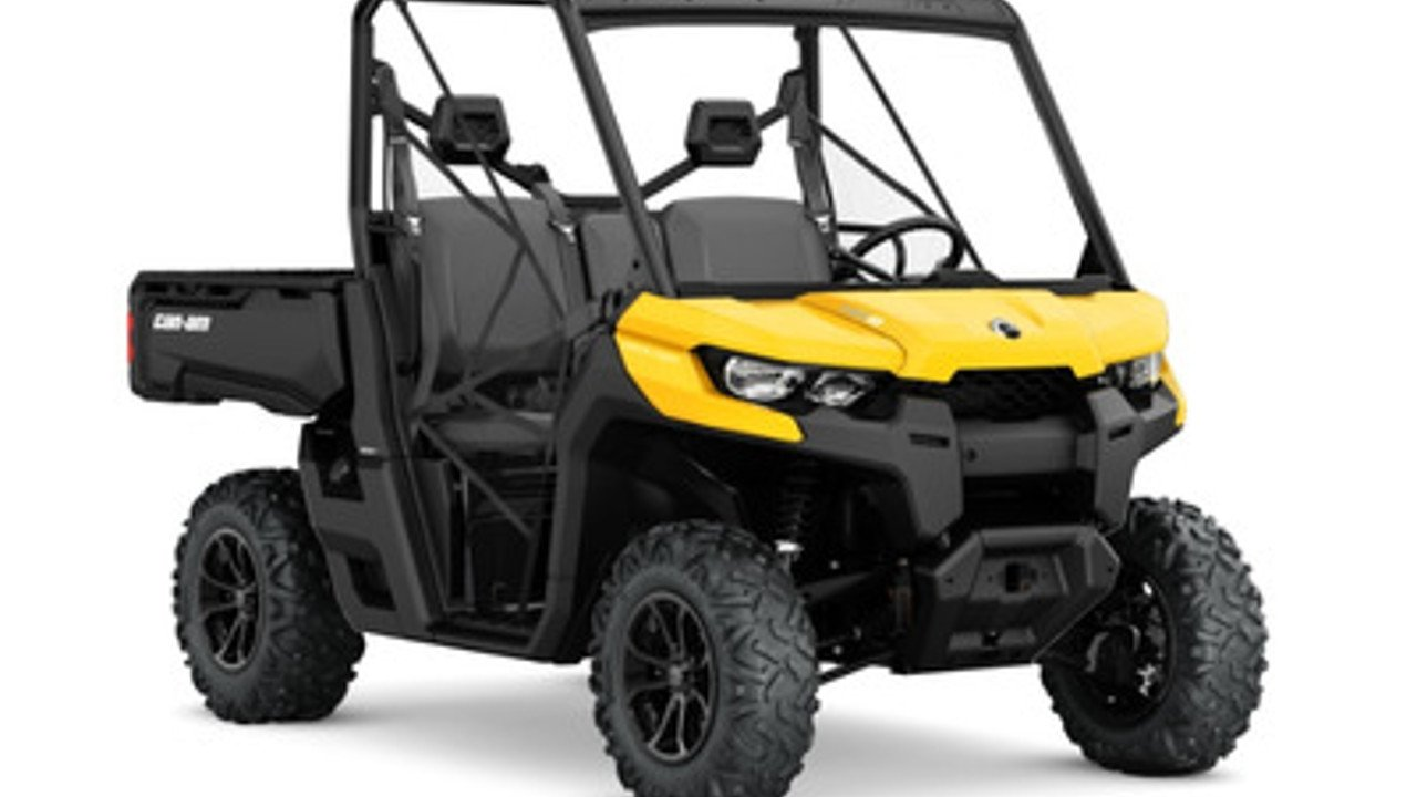 2018 Can-Am Defender for sale 200563968
