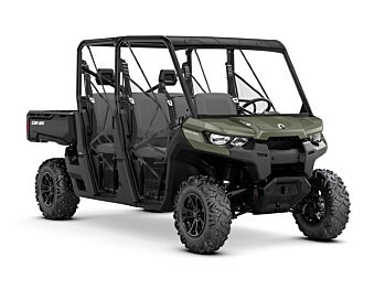 2018 Can-Am Defender for sale 200565046