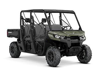 2018 Can-Am Defender for sale 200565047