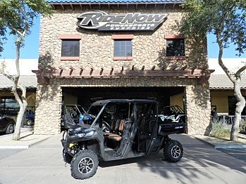 2018 Can-Am Defender Max Lone Star for sale 200565706