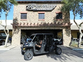 2018 Can-Am Defender Max Lone Star for sale 200565732
