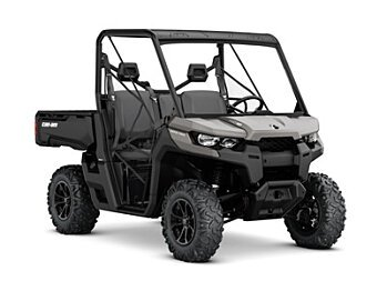 2018 Can-Am Defender for sale 200567358