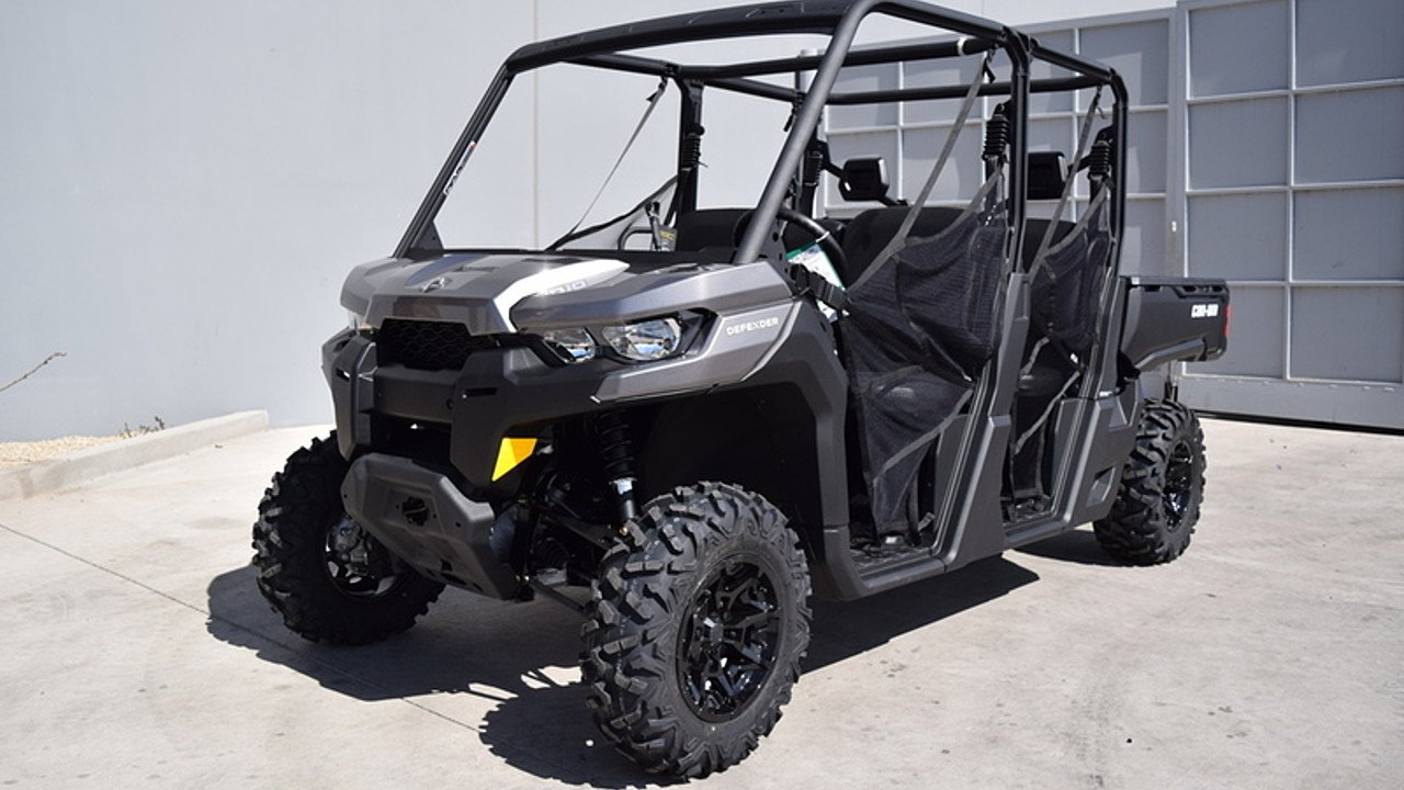 2018 Can-Am Defender HD10 for sale 200568471