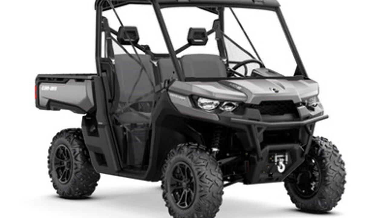 2018 Can-Am Defender for sale 200568712