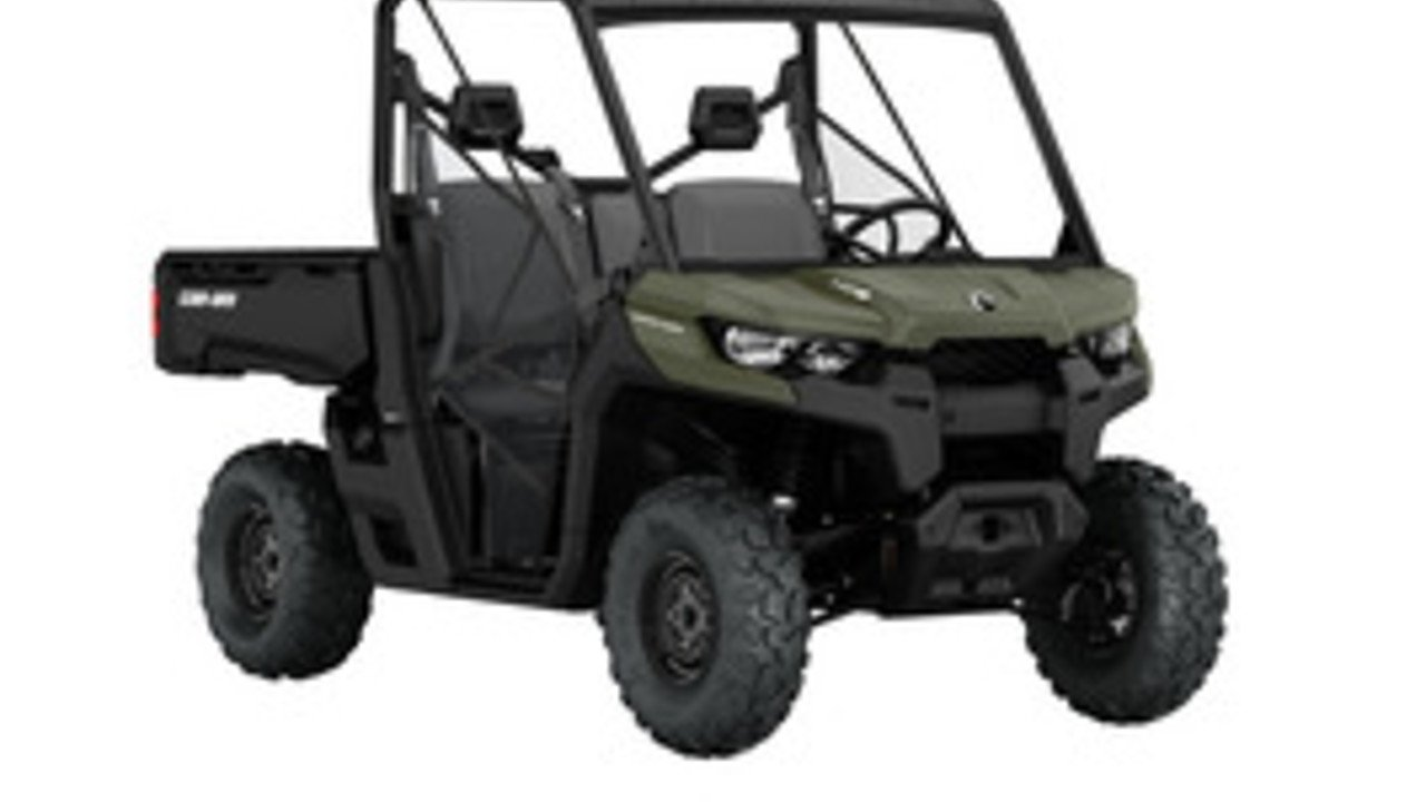 2018 Can-Am Defender for sale 200569326