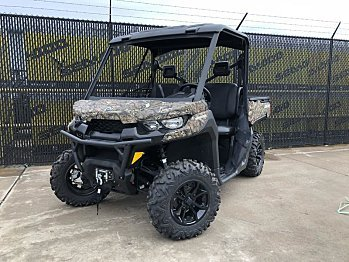 2018 Can-Am Defender XT HD8 for sale 200569327